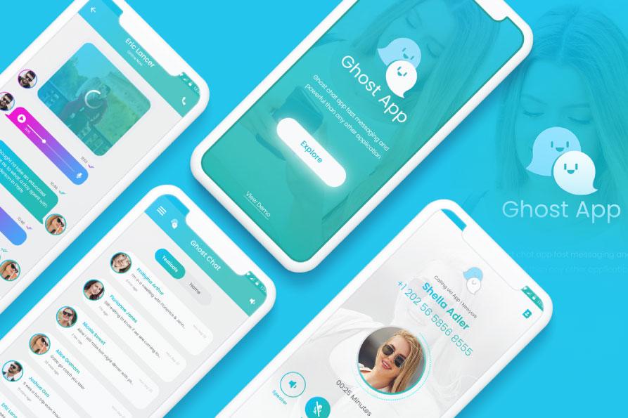 Ghost App 1