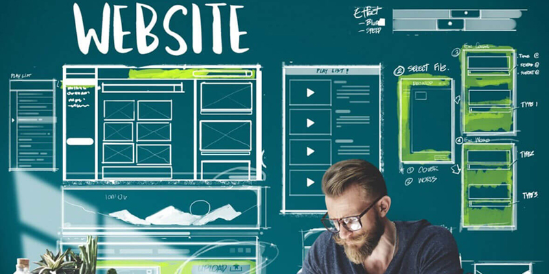 Creating An Interactive And Intuitive Home Page Navigation