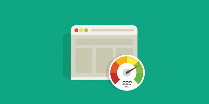 Keep The Web Design Light Weight And Easy To Load