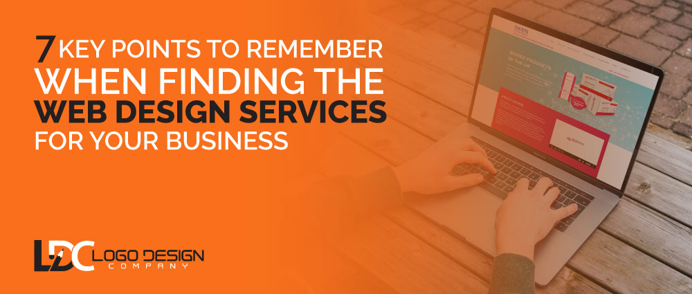 Web Design Services For Your Business